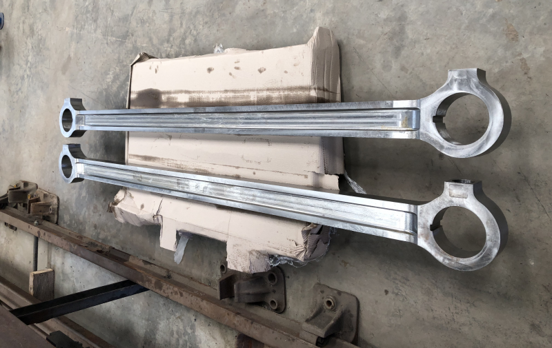 Machined Coupling Rods